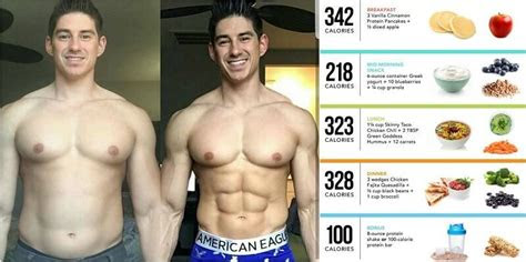 calories     eat  day  build muscle