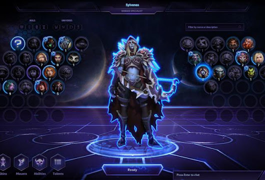 'Heroes of the Storm' Is Giving Away 20 Champions For Free For Its Grand 2.0 Relaunch