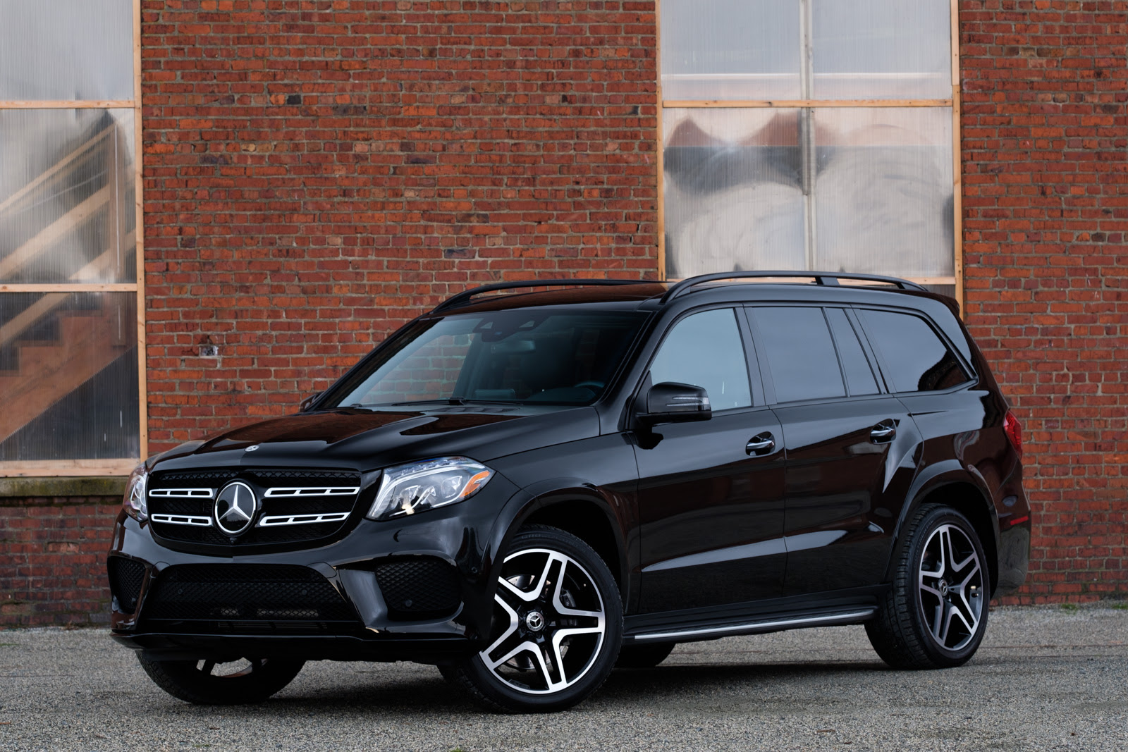 2018 Mercedes-Benz GLS 450 - Silver Arrow Cars Ltd.