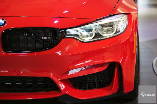 2016 BMW M4 Coupe: The One and Only