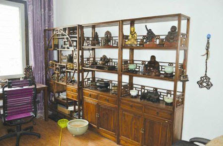 Yichang Thief Decorates House with Over 300 Priceless Antiques Stolen over 3 Years
