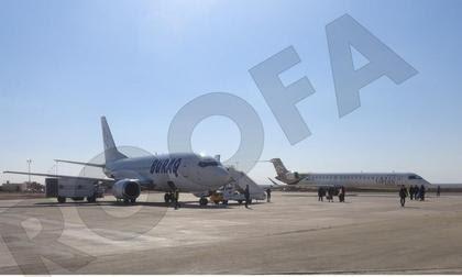 Tobruk Airport opening