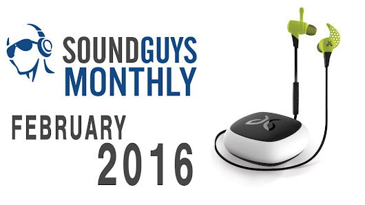 Sound Guys Monthly - February 2016 - Jaybird X2 Giveaway
