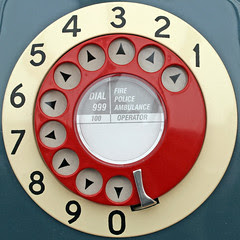 telephone dial