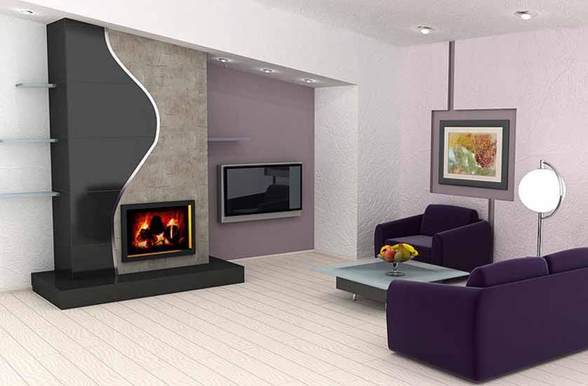 . Living Rooms Colors Combinations   Rumah Minimalis