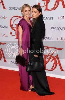 2012 CFDA Awards Red Carpet Fashion