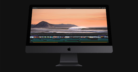 Final Cut Pro X update introduces ProRes RAW and advanced closed captioning