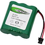 Dantona - Nickel Metal Hydride Battery for Panasonic KX-TG200, KX-TG200ALB, KX-TG200B and KX-TG210
