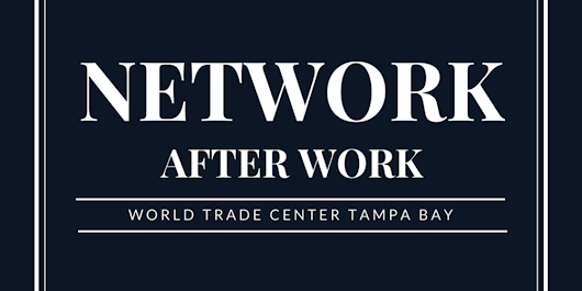 WTC Network After Work - October