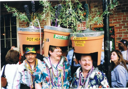 Pot Heads @ Mardi Gras