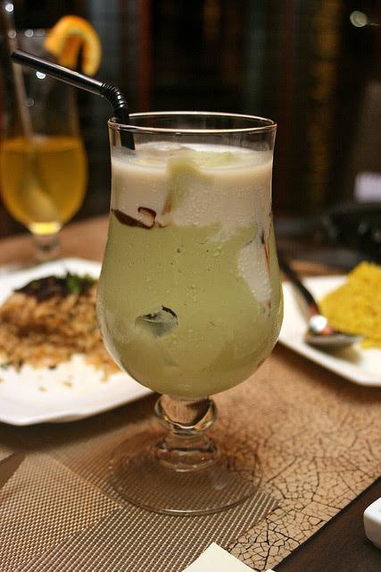 Es Alpokat - Avocado smoothie