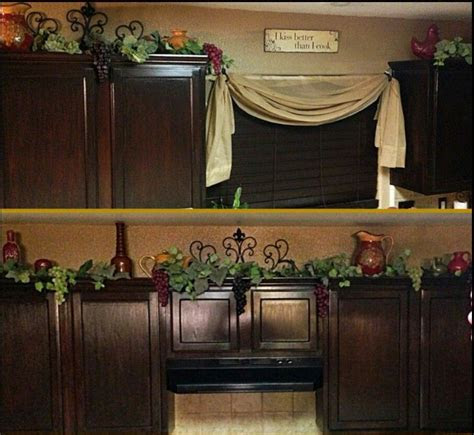 vine  cabinets wine theme ideas   kitchen home