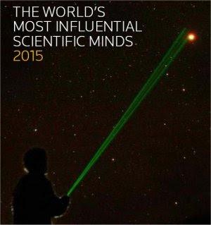 Lista de cientistas mais influentes do mundo tem 4 brasileiros