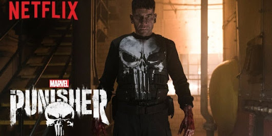 'The Punisher' Official Trailer Released