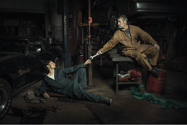 http://kottke.org/15/10/photographs-of-auto-mechanics-posed-in-the-style-of-renaissance-masterpieces