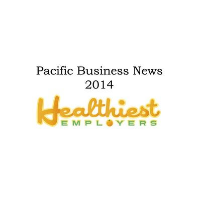 PBN to honor Hawaii's Healthiest Employers: Slideshow - Pacific Business News