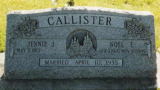 Granite Headstone: Erect Touching Reminders of Loved Ones