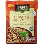 Seeds of Change Organic Quinoa and Brown Rice with Garlic