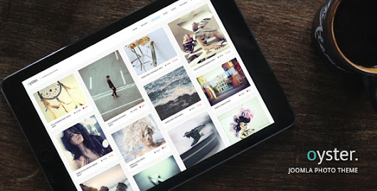 15+ Creative Portfolio & Photography Joomla Templates 2016 - Useful Blogging