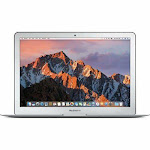 "Apple MacBook Air 13.3"" 128GB SSD 8GB MQD32LL/A Silver"