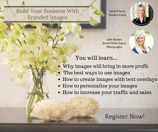 Build Your Business with Branded Images