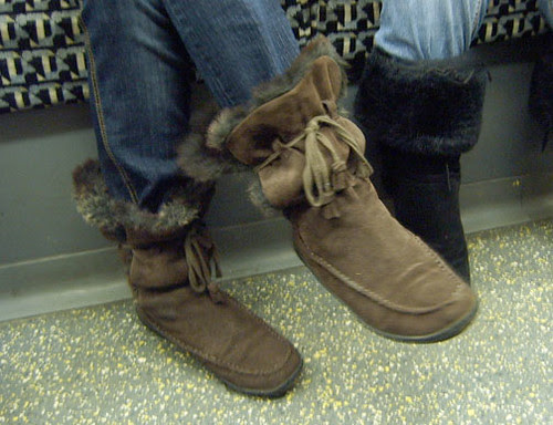 Peasant Boots