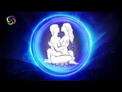 Boost Female Love making and Sensual Desire - Higher Love Energy - Meditation music