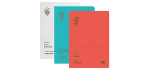 Norway takes inspiration from its natural landscape for a gorgeous new passport design