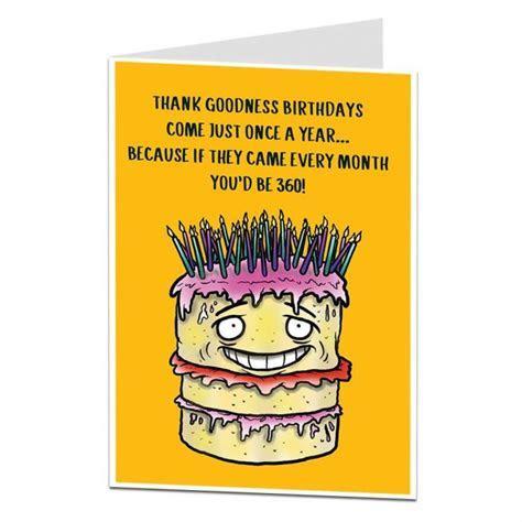 Funny 30th Birthday Card   Age Joke   LimaLima.co.uk