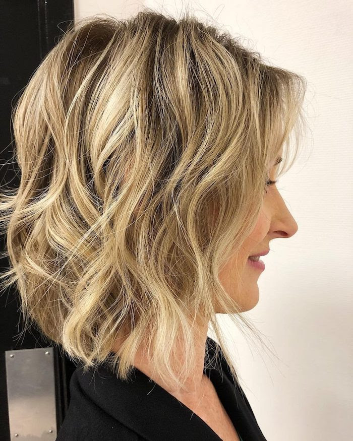 70 Stunning Medium And Short Hairstyles For Fine Hair To Try This