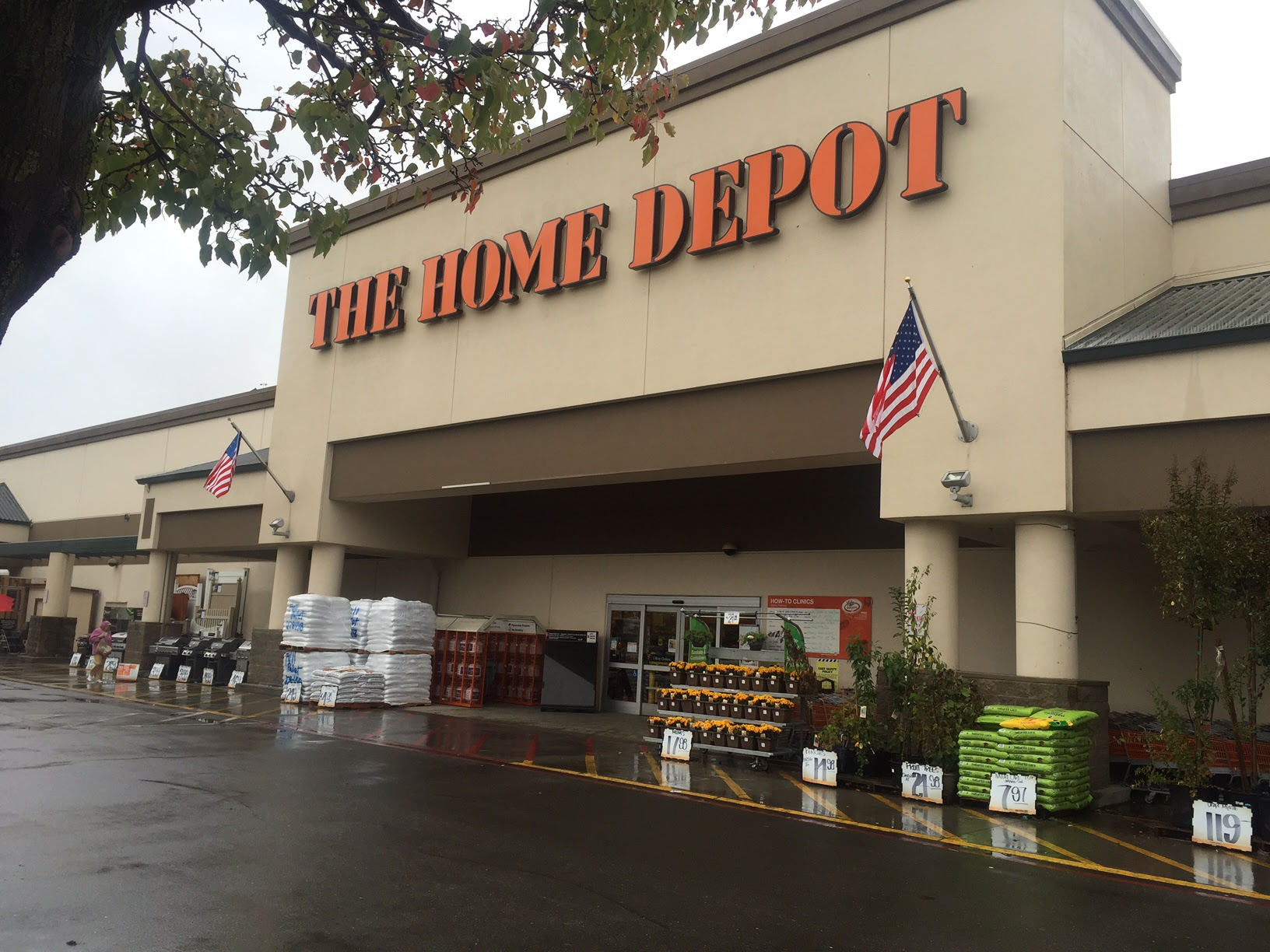 The Home Depot 5859 Antelope Rd Sacramento CA Home Depot MapQuest