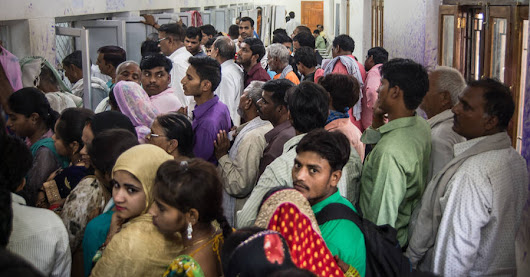 Six Hours of Chaos: A Wild Day Inside India's Overrun Courtrooms