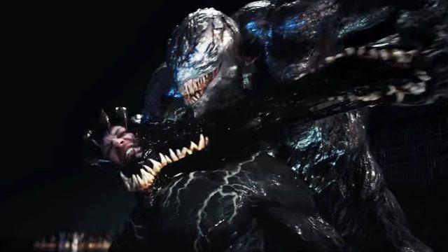 New Venom International TV Spot Reveals Closer Look at Riot