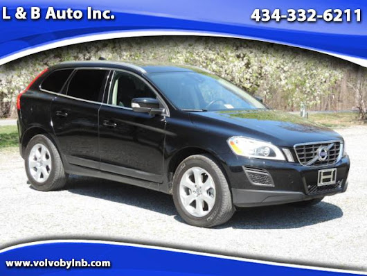 Used 2013 Volvo XC60 3.2 AWD for Sale in Rustburg VA 24588 L & B Auto Inc.
