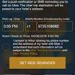 Hilton and Uber Expand Partnership, Unveil App Integration for Simplified Travel | Business Wire
