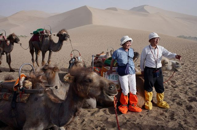 A journey Along the Silk Road in Today's China (39 pics)