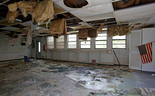 South Florida teachers say schools are full of mold — and it's making them sick