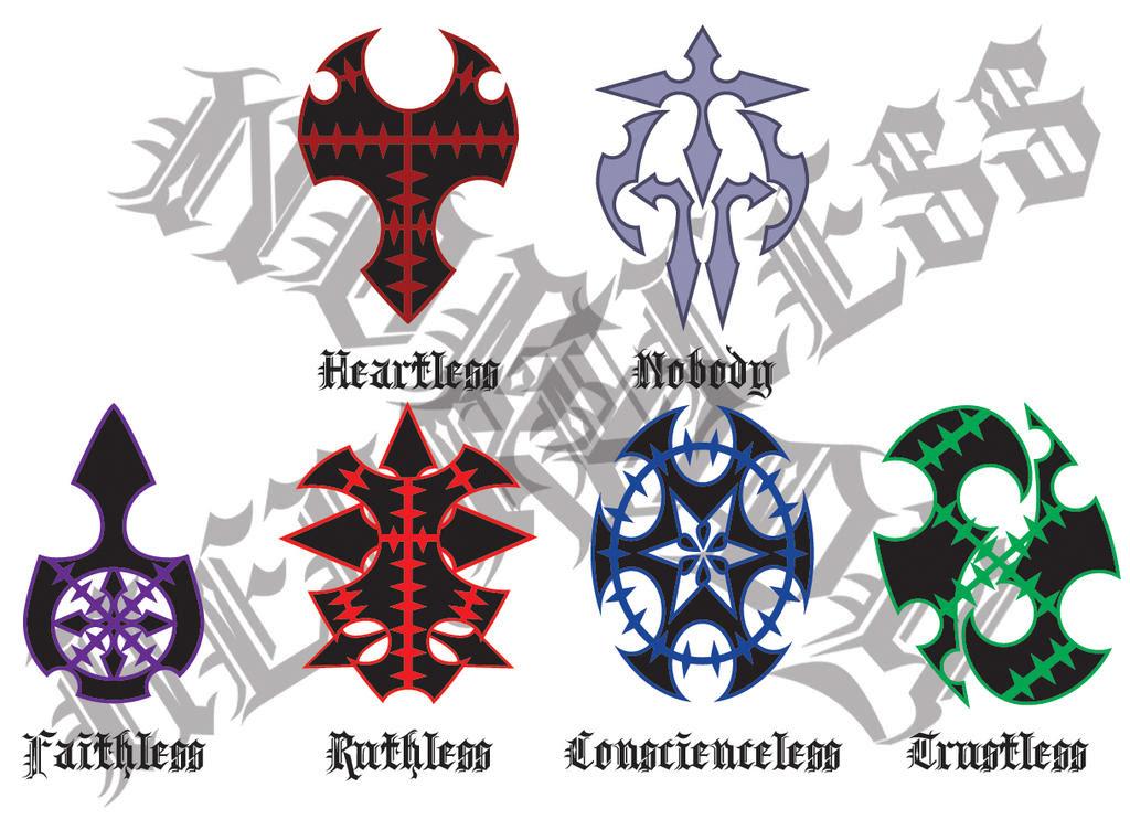 greed sin symbol