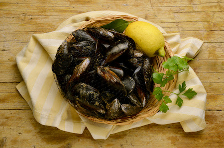 Healthy Mussel Recipe from South of the Border