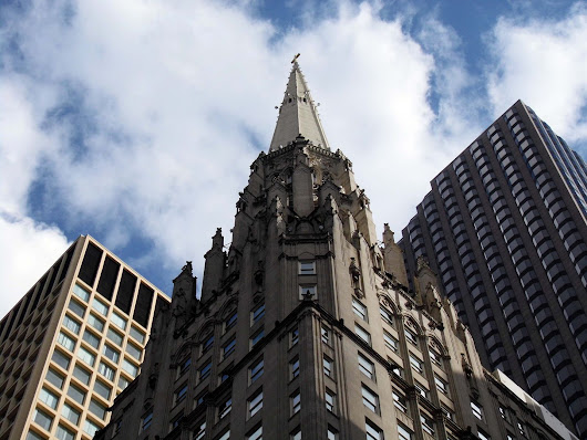 Photo Essay: Chicago's Chapel in the Sky (Or, The World's Tallest Church Building)