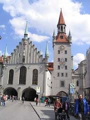 Altes Rathaus, Munich, Germany