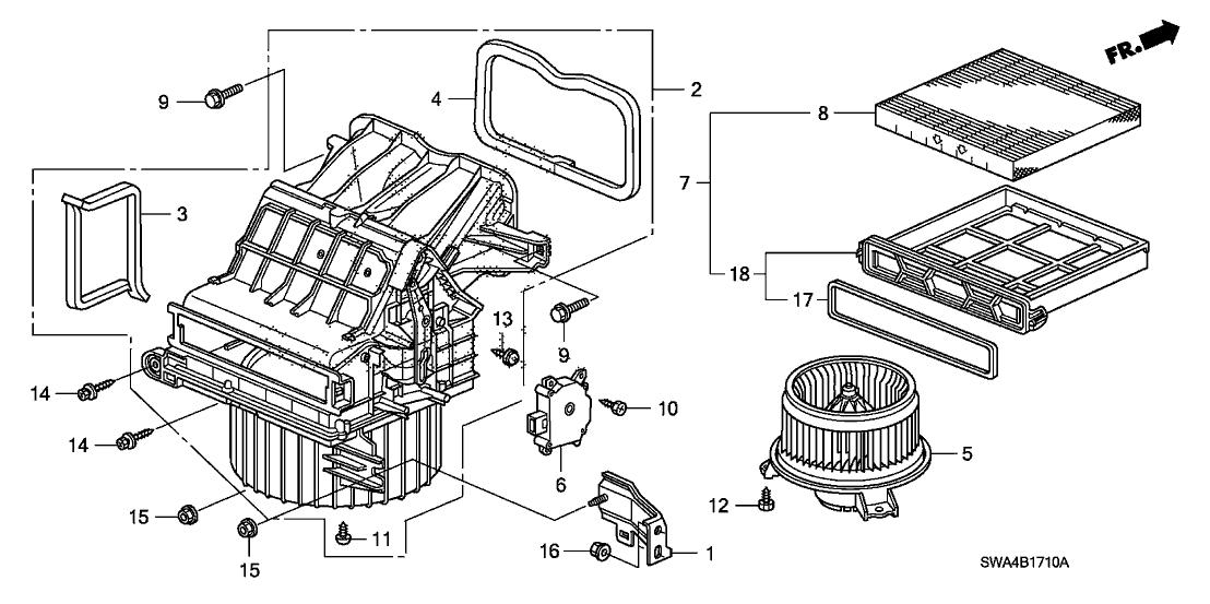 Honda Crv Fuel Line Diagram