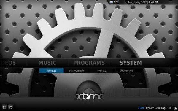 frodo02 e1353436856884 How to install XBMC Frodo on your Apple TV 2