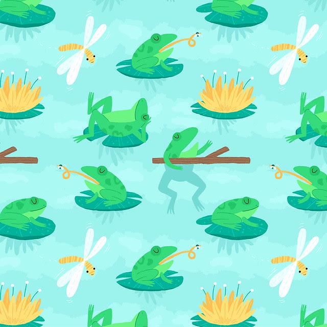 Daily Pattern - Amphibian