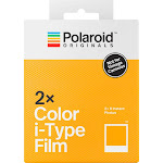 Polaroid - Color i-Type Film (16 Sheets)