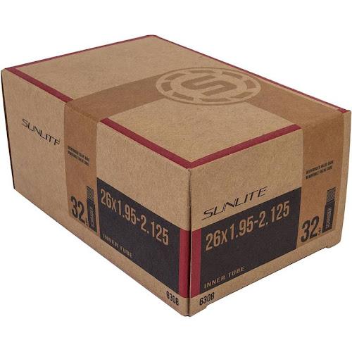 Sunlite Tube 26x1.95-2.125 Schrader Valve 32mm