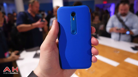 Android 6.0 Rolling out to Moto G 2015 in India | Androidheadlines.com
