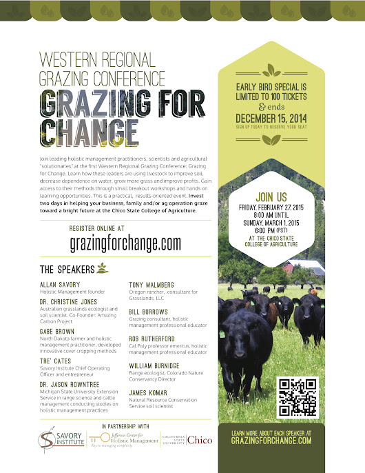 Grazing For Change