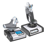 Logitech X52 H.O.T.A.S. USB Joystick and Throttle