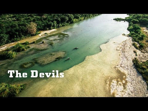 Bucket List - The Devils River